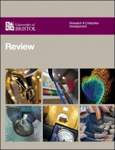 Annual review 2011 for University of Bristol Research & Development Division